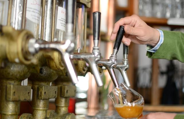 Durststrecke für Bierbrauer