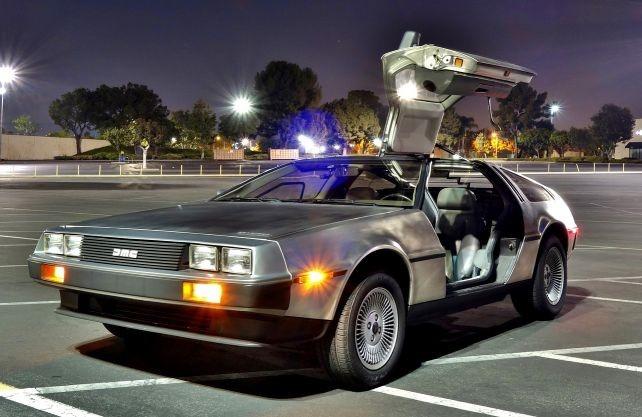 Der DeLorean macht bald auf die Forschungsarbeit der Kommission aufmerksam. Foto: pixabay