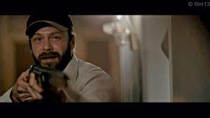 """Szene aus dem Film """"Der letzte Mieter""""."""