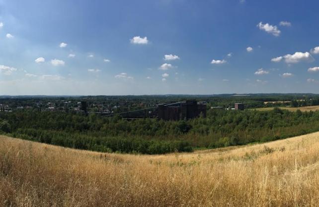 Blick vom Deusenberg über Dortmund. Foto: Stadt Dortmund
