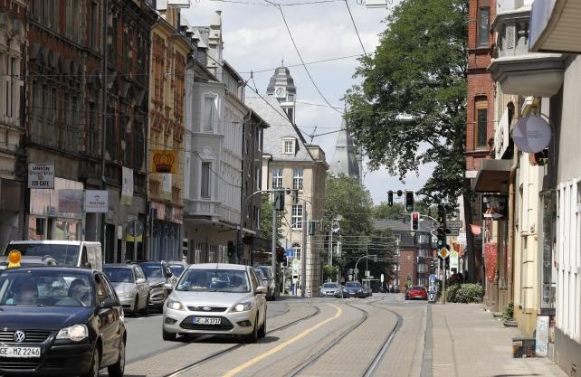 Die Bochumer Strasse in Gelsenkirchen Ückendorf. Foto: Imago Images/biky