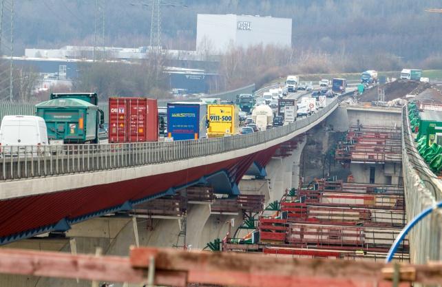 Brücken-Lockdown bei Herne