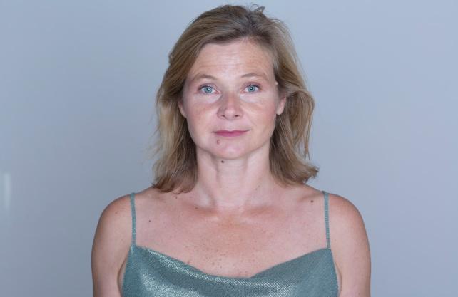 """Die Musikerin und Theatermacherin Bernadette La Hengst wurde 1967 in Münster geboren und wuchs in Bad Salzuflen auf. Sie spielte und sang in den 1990er Jahren bei der Hamburger Band """"Die Braut haut ins Auge"""". Foto: Jasper Kettner"""