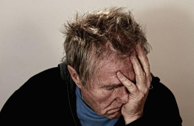 Die Grenzen zwischen Traurigkeit und einer Depression sind fließend. Foto: pixabay