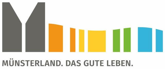 Das neue Logo. Foto: Münsterland e.V.