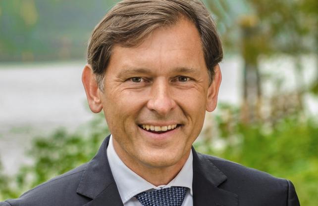 Der Herner Oberbürgermeister Dr. Frank Dudda. Foto: Thomas Schmidt, Stadt Herne