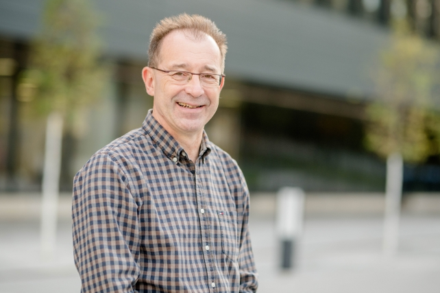 Der Sozialwissenschaftler Prof. Dr. Jörg Bogumil. Foto: RUB, Marquard