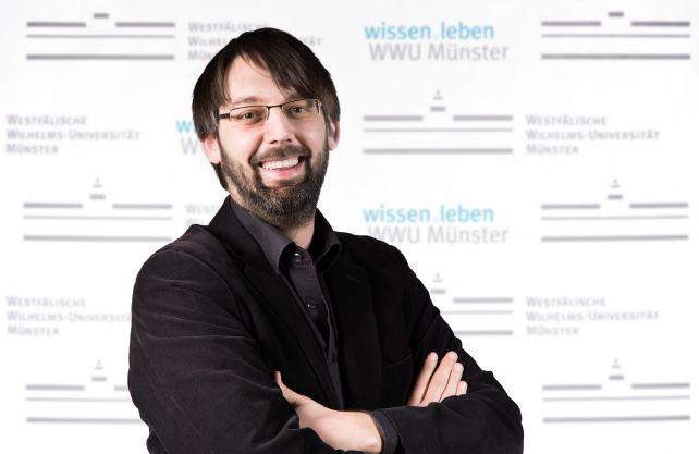 Prof. Bernd Schlipphak Foto: WWU