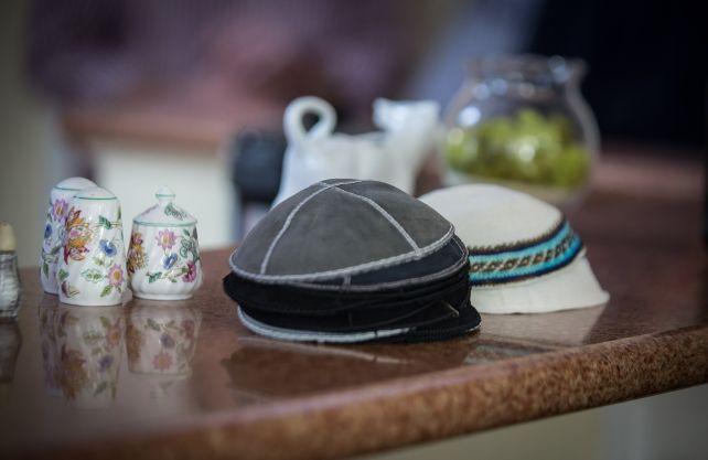 Die Kippa – die Kopfbedeckung männlicher Juden. Foto: Pixabay